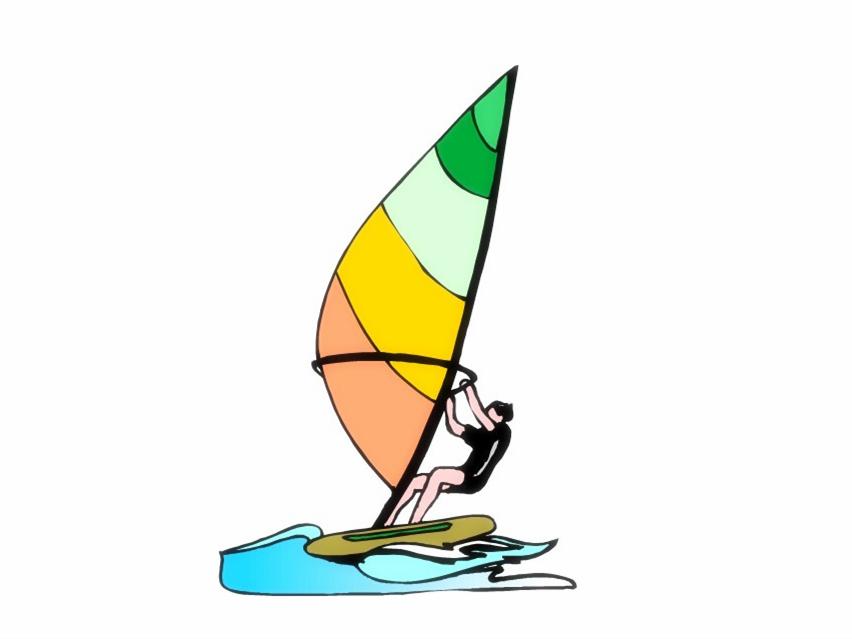 【英语词汇】关于水上运动项目英文词汇