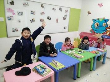 上海少儿英语培训